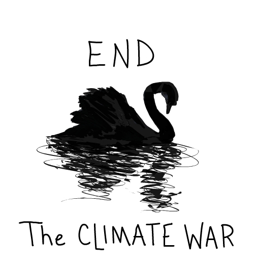 end  climate war by Franke James