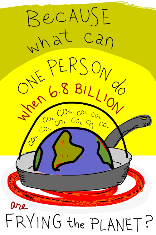 one person can change the world essay